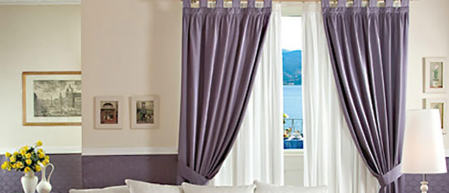 Tende milano realizzazione di tende da interni lavaggio for Tipi di tende da interno